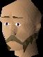 Big moustache chathead