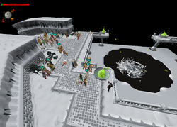 Fighting the Wintertodt