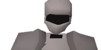 Animated Steel Armour