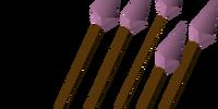 Amethyst arrow