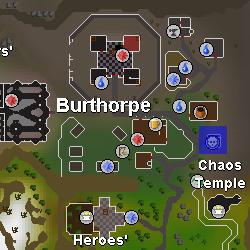 Burthorpe Games Room Osrs