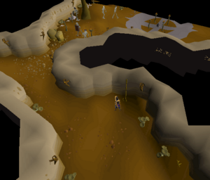 Digsite Dungeon