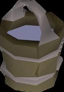 Bucket of water (Meiyerditch) detail