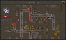 Haunted Mine trackmap final