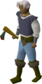 Adamant axe equipped.png