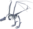 Skeletal Wyvern