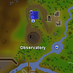 Observatory professor location