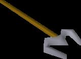 Zamorak mjolnir detail