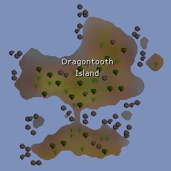 Dragontooth Island map