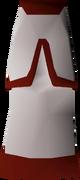 Zamorak robe legs detail