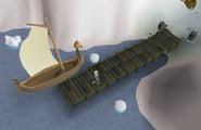 Fishing Hamlet dock