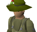 Angler's outfit