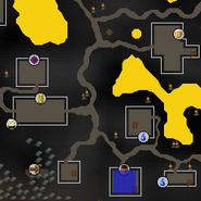 Munty location