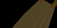 Mourner cloak
