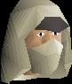 Graceful hood chathead