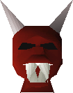 File:Red halloween mask detail.png