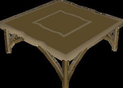 Flatpack Oak Kitchen Table