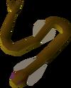 Cave eel detail