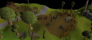 Legends' Guild mine