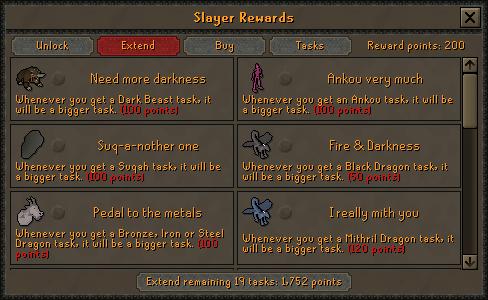Angler's Outfit & Slayer (1)