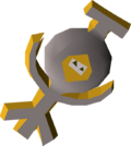 Chaos talisman detail