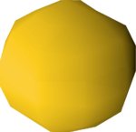 Cannon ball (Between a Rock...) detail