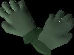 Adamant gloves detail