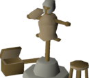 Armour stand