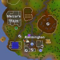 Chemist location