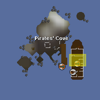 'Picarron' Pete map