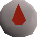 Blood rune detail