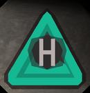 Harmony island teleport detail