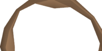 Mahogany portal