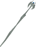 Rod of ivandis detail
