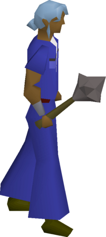 File:Iron mace equipped.png