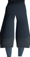 Musketeer pants detail