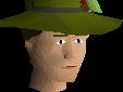 Angler hat chathead