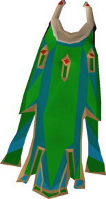 Guthix max cape detail