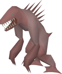 Dagannoth mother red