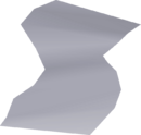 Strip of cloth detail