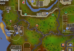 2015 Easter Event location