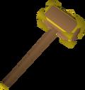 Gadderhammer detail