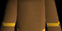 Monk's robe top (g)