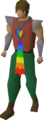 Rainbow scarf equipped.png