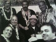 24 Celebration- Cochran, Surnow, Gordon, Cassar, Serrano, Itzin and Callery