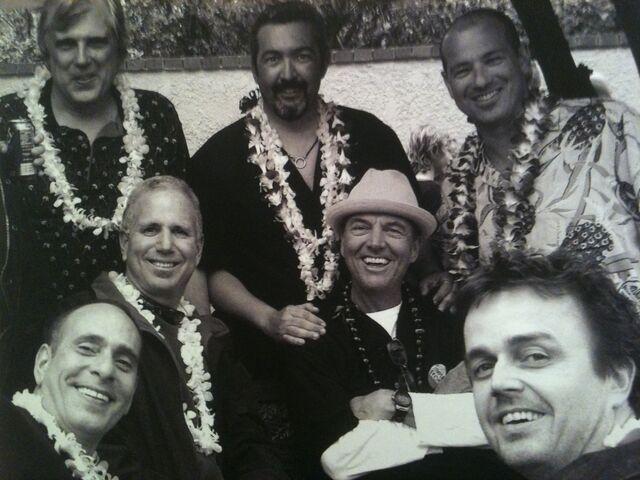 File:24 Celebration- Cochran, Surnow, Gordon, Cassar, Serrano, Itzin and Callery.jpg
