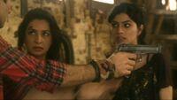 In1x11 Rohit gives gun