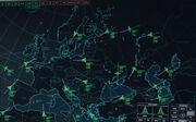 9x04 Europe Map