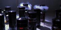 Conspiración del gas nervioso Sentox