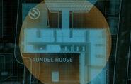 9x09 Tundel House overhead